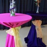 Cocktail Tables, Centerpieces