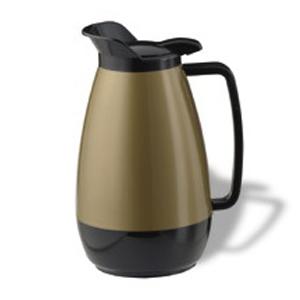 Brown Coffee Server