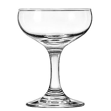 Champagne Saucer, 4 oz.