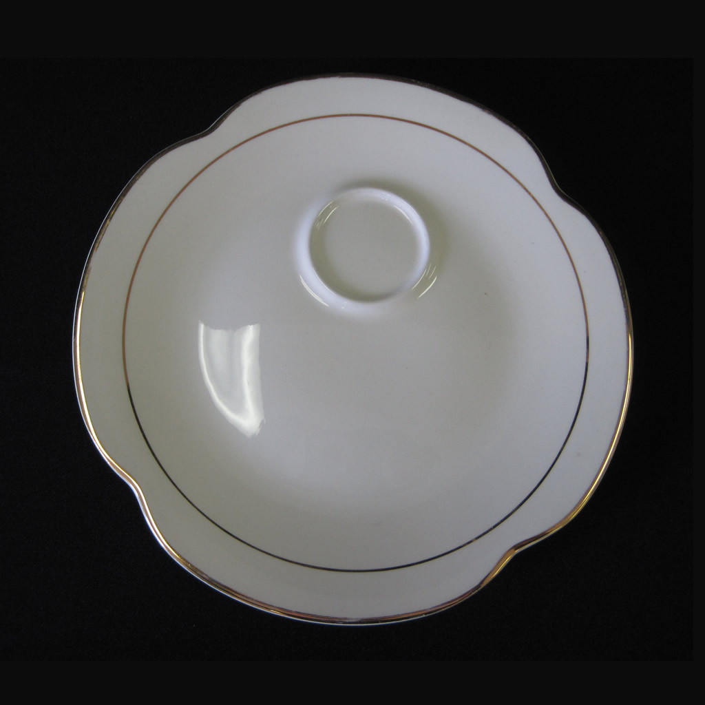 """Lunch Plate, 9"""""""