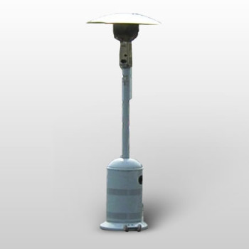 White Patio Heater