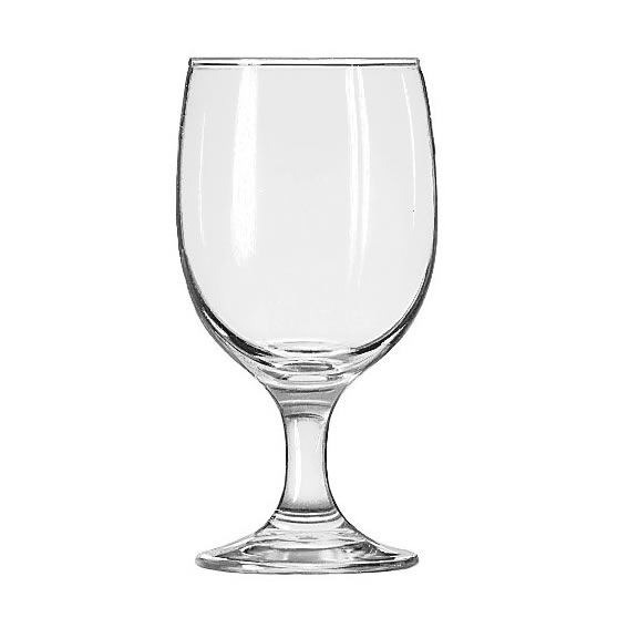 Water Goblet, 11 oz.