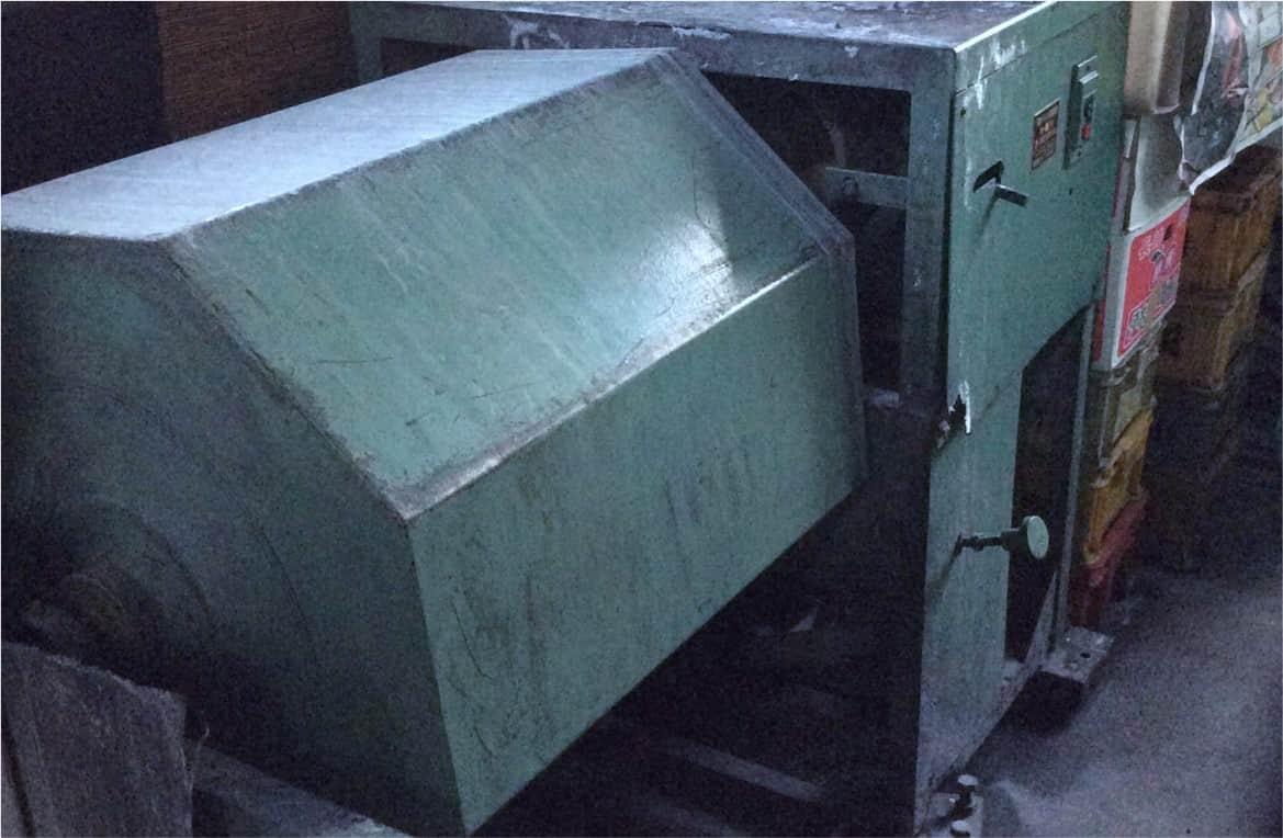 回転バレル研磨機