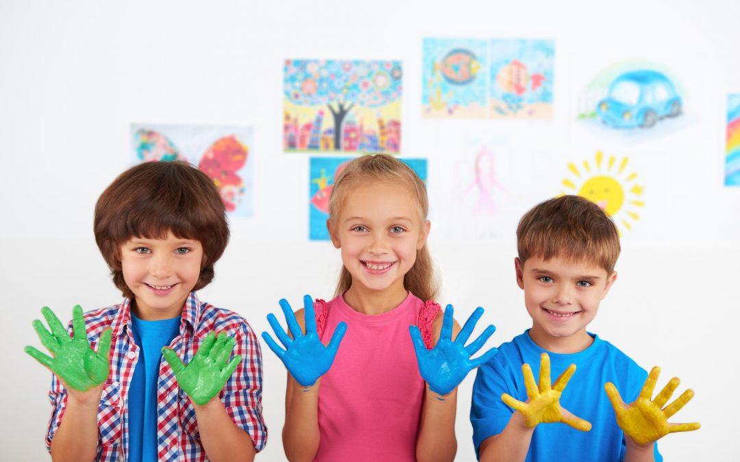 5 Creative Child Care Center Design Styles