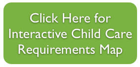child care requirements by state