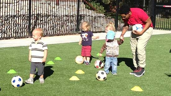 Protecting our Children with Synthetic Turf