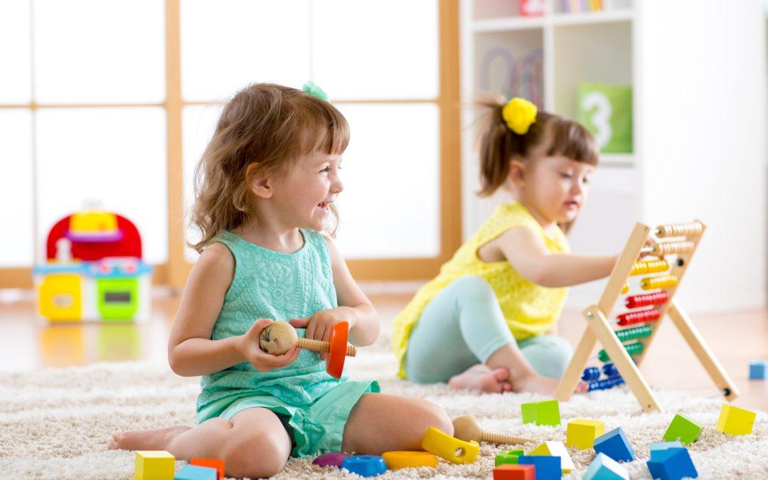Childcare Interior Design – 5 Great Tips