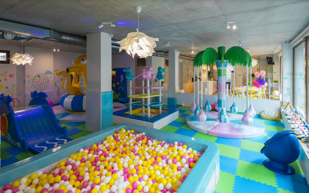 Choosing Your Perfect Child Care Center Interior Design