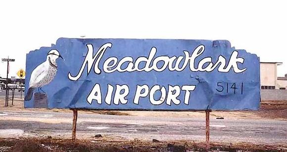 Meadowlark Airport