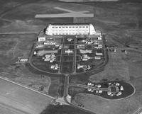 Moffitt Hangar 1940s