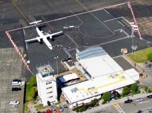 Sonoma County Airport Apron