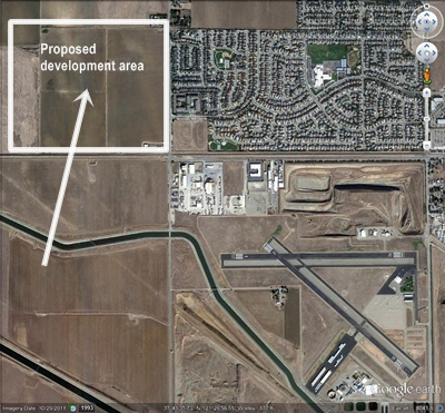 Tracy_Airport_Overview