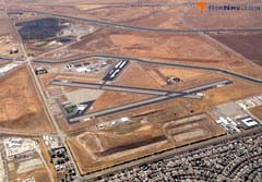 tracy airport