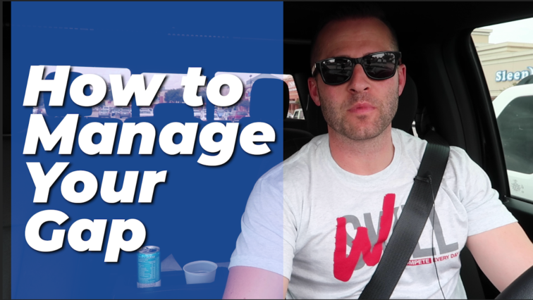 How to Manage Your Gap