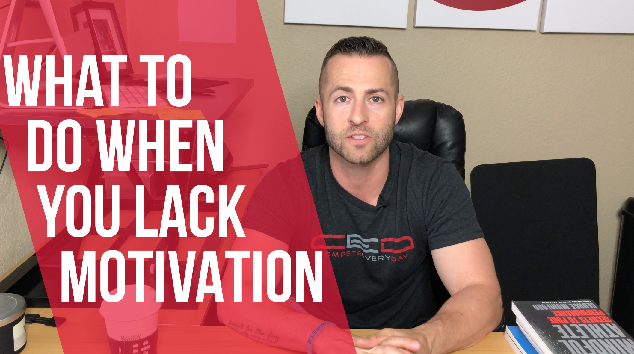 Finding Motivation When You're In a Rut