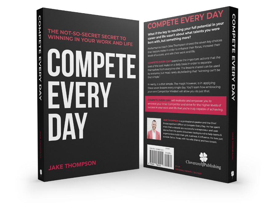 Compete Every Day Book