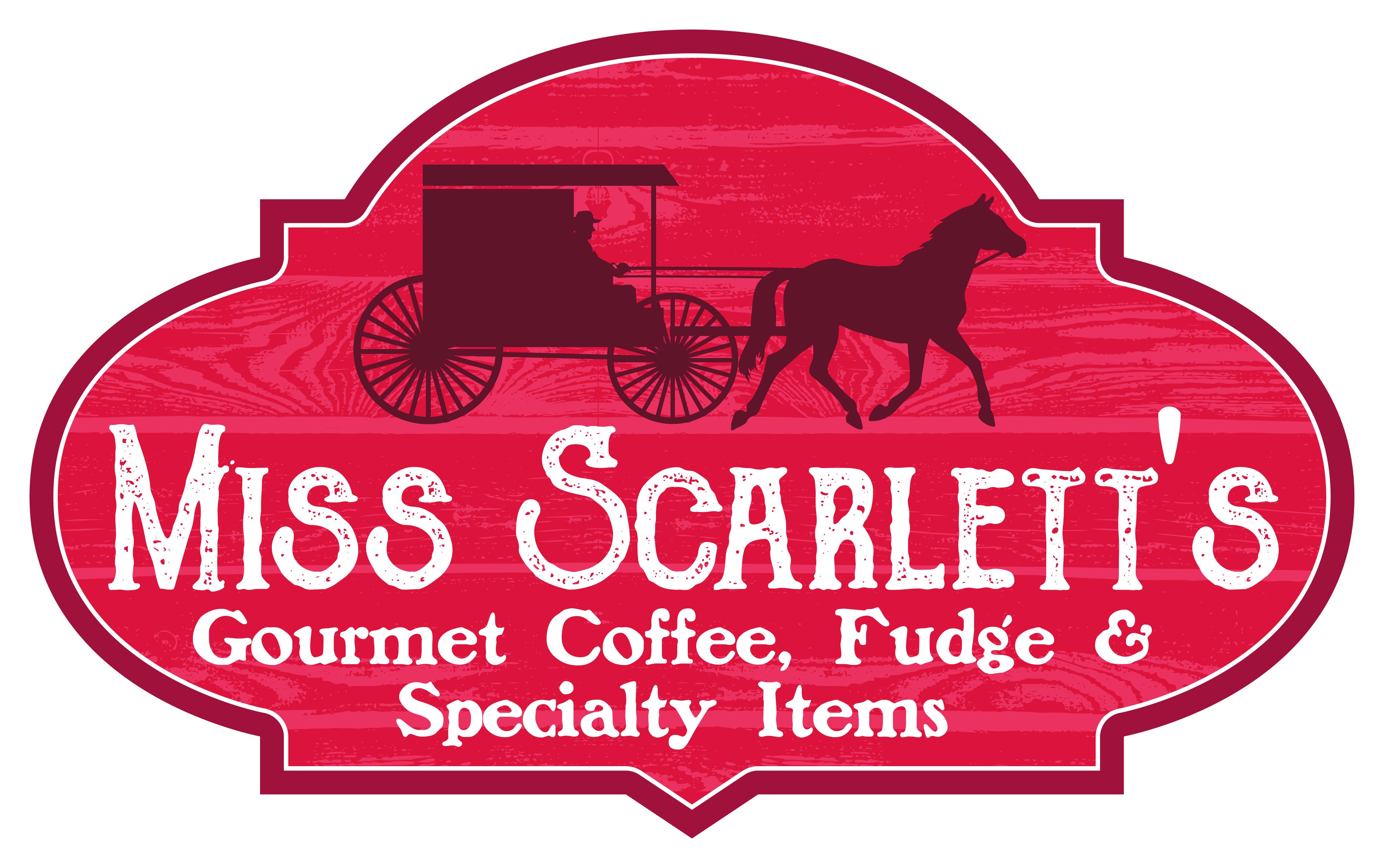 Miss Scarlett's logo