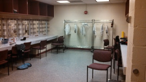 Chorus Dressing Room