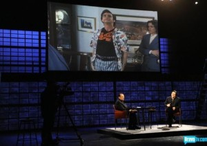 Taping of Actors Studio's Talk Show on Stage