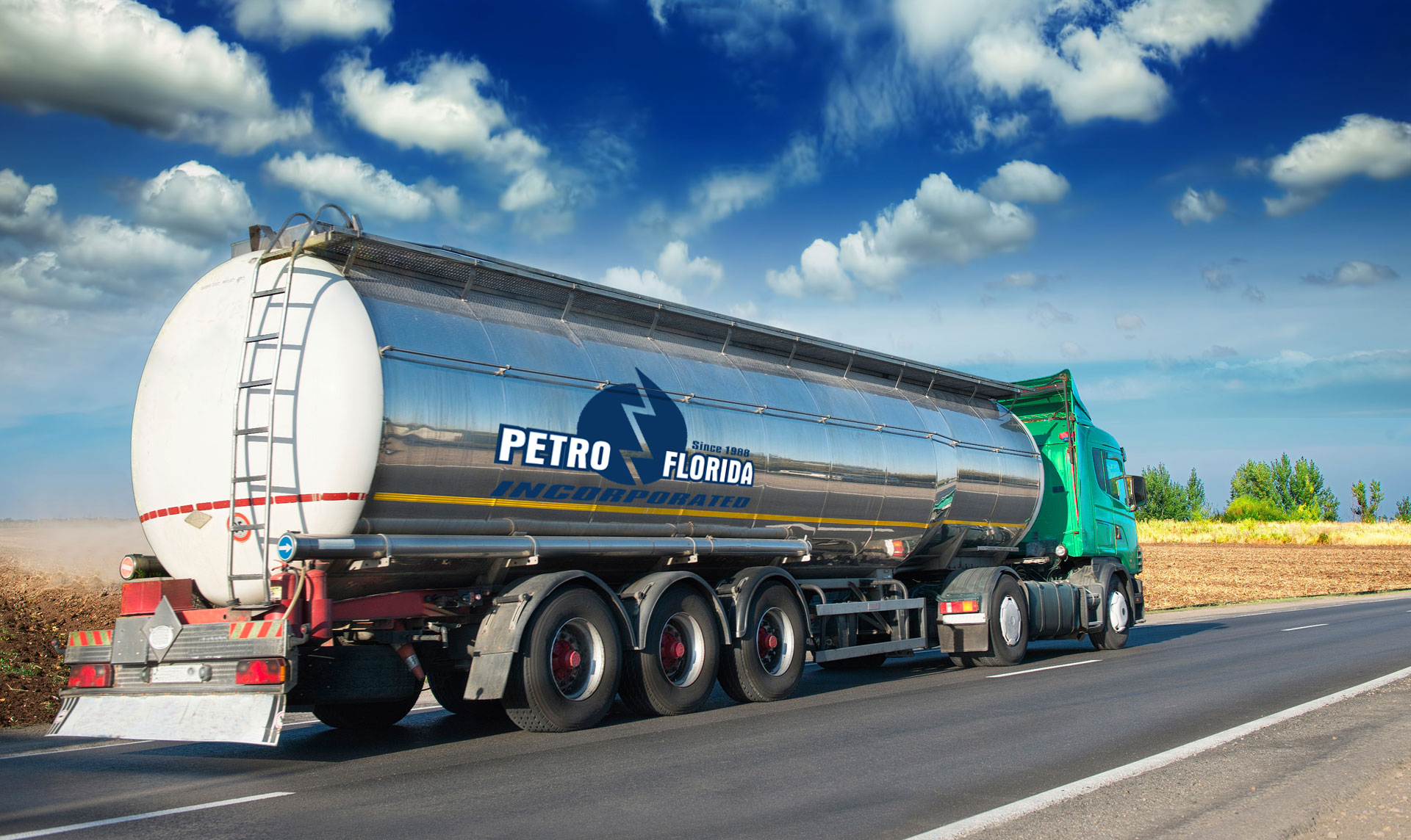 Petro Florida - Fuel and Lubricants Supplier