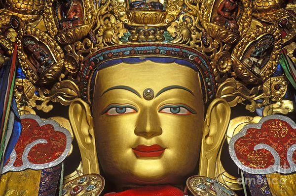 Buda Maitreya   A Perfeição da Paciência