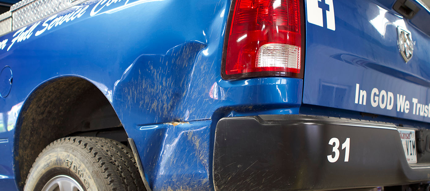 Truck Before