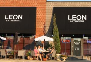 Leon Outdoor Shot