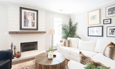 Dream Home: Bright & White Cahaba Heights Renovation