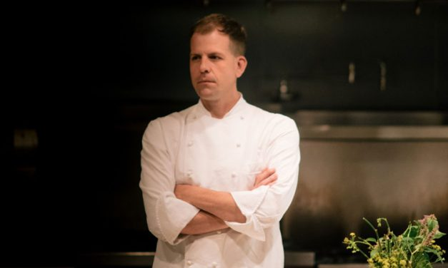 Satterfield's Chef Tripp Mauldin Returns to His Southern Roots
