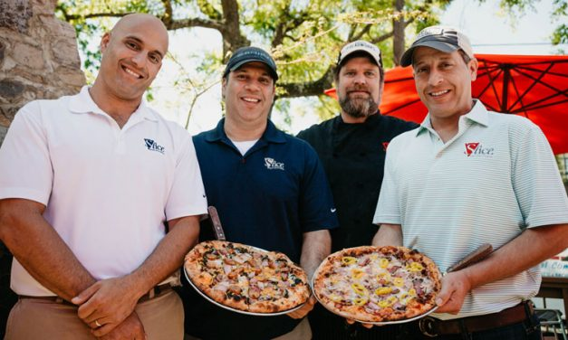 The Bajalieh Brothers on Slice Pizza's New Location