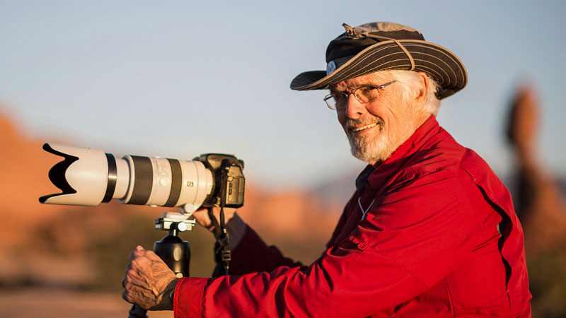 Into the Wild with Photographer George Ritchey