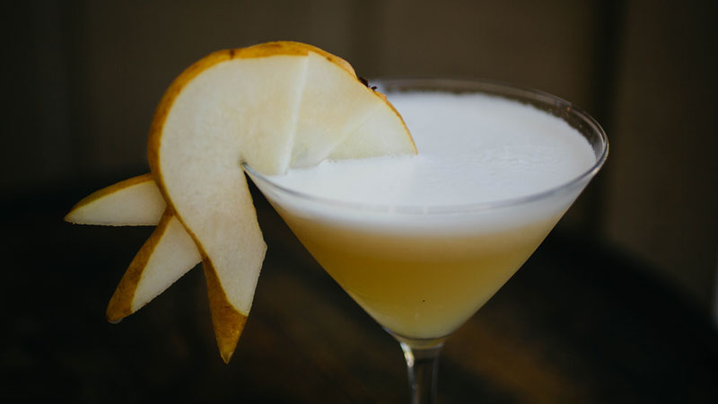 Drink This: Fig Tree Cafe's The Bosc