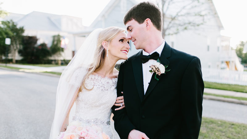 Haley Sims & Matthew Dunson: A Vestavia Hills Wedding