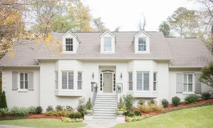 The Mayhalls' Light & Bright Renovation