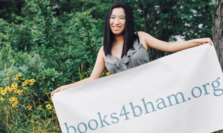 Meet Books4Bham Founder Mei Mei Sun