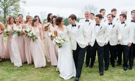 Meredith Alvarez & John Pickering: A Vestavia Hills Wedding