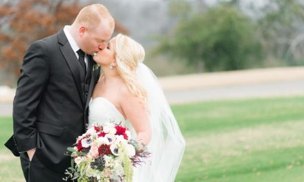 Amanda Head & Christopher Ferguson: A Vestavia Hills Wedding