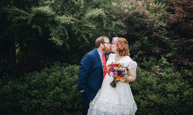 Alexis McLean & Will Gamble: A Vestavia Hills Wedding
