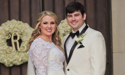 Ashley Moultrie & Andrew Robertson: A Vestavia Hills Wedding