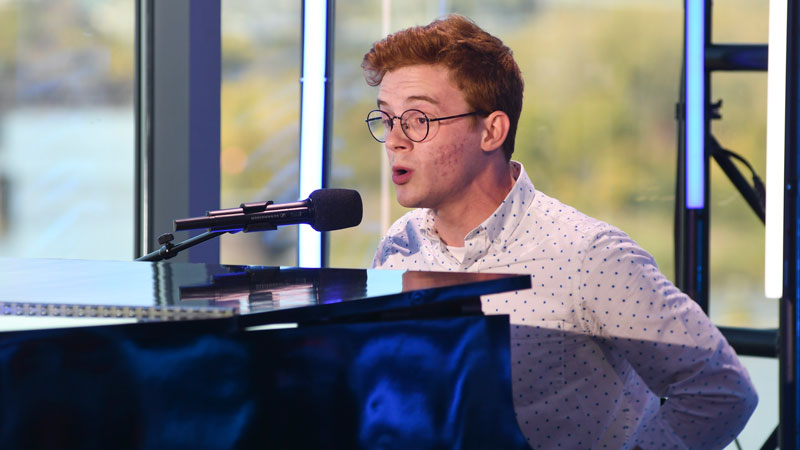 A Chat with American Idol Contestant Walker Burroughs