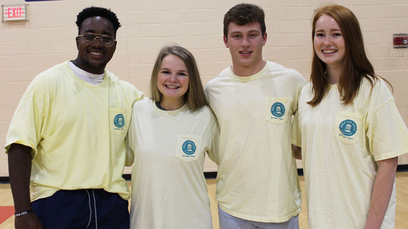 Meet the Help the Hills Student Team