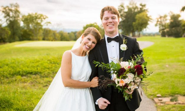 Emily Kennedy & Joseph Armour: A Vestavia Hills Wedding