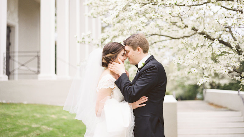 Caroline Langley & Alex Curenton: A Vestavia Hills Wedding