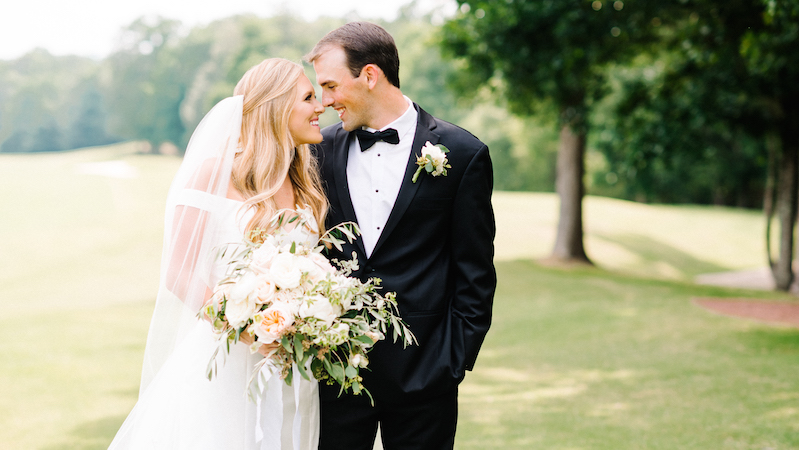 Mary Coleman Allen & Payne Jennings: A Vestavia Hills Wedding