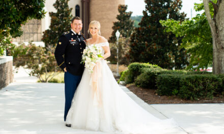 Allison Pounds & William Crutcher: A Vestavia Hills Wedding