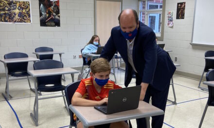 A Chat with Liberty Park Middle School's New Principal