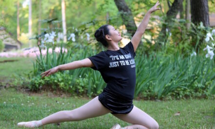 A Chat with Dance Student Rosalie Anthony