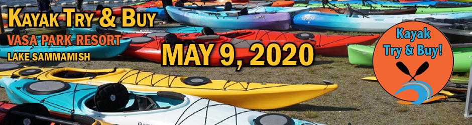 Northwest Paddling Festival – Now Kayak Try & Buy