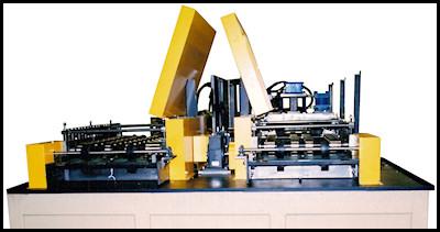 Basic Panel Rollformer