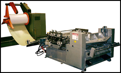 Coil Cut-To-Length Lines Programmable Slit & Shear